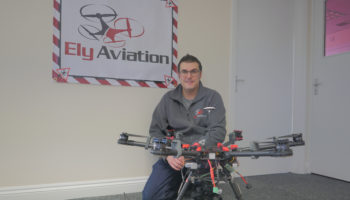 Ian Titchener, Ely Aviation