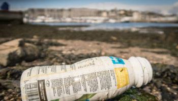 All Female Crew Sail Around The UK To Highlight The Problem Of Ocean Litter