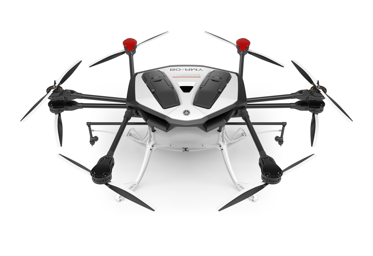 Rice Auto Sales >> Yamaha Motor makes commercial UAV industry debut with precision agriculture drone
