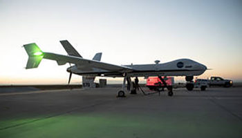 NASA's Aircraft Maintenance Crews Prepare the Ikhana Aircraft for a Test Flight