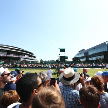 Day Two: The Championships – Wimbledon 2018