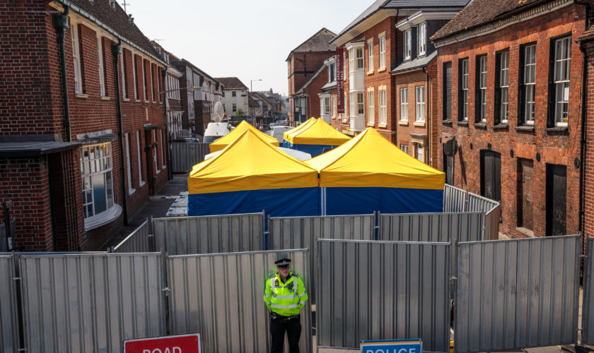 Amesbury Couple Poisoned By Novichok Nerve Agent