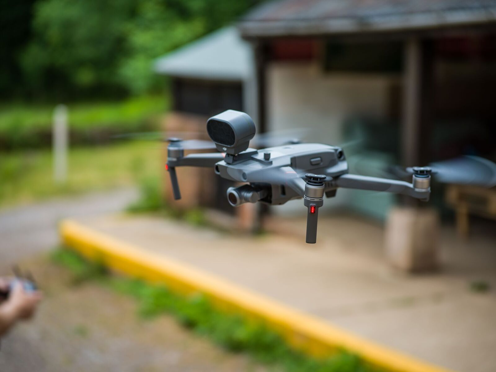 DJI declares its drones comply with new Transport Canada