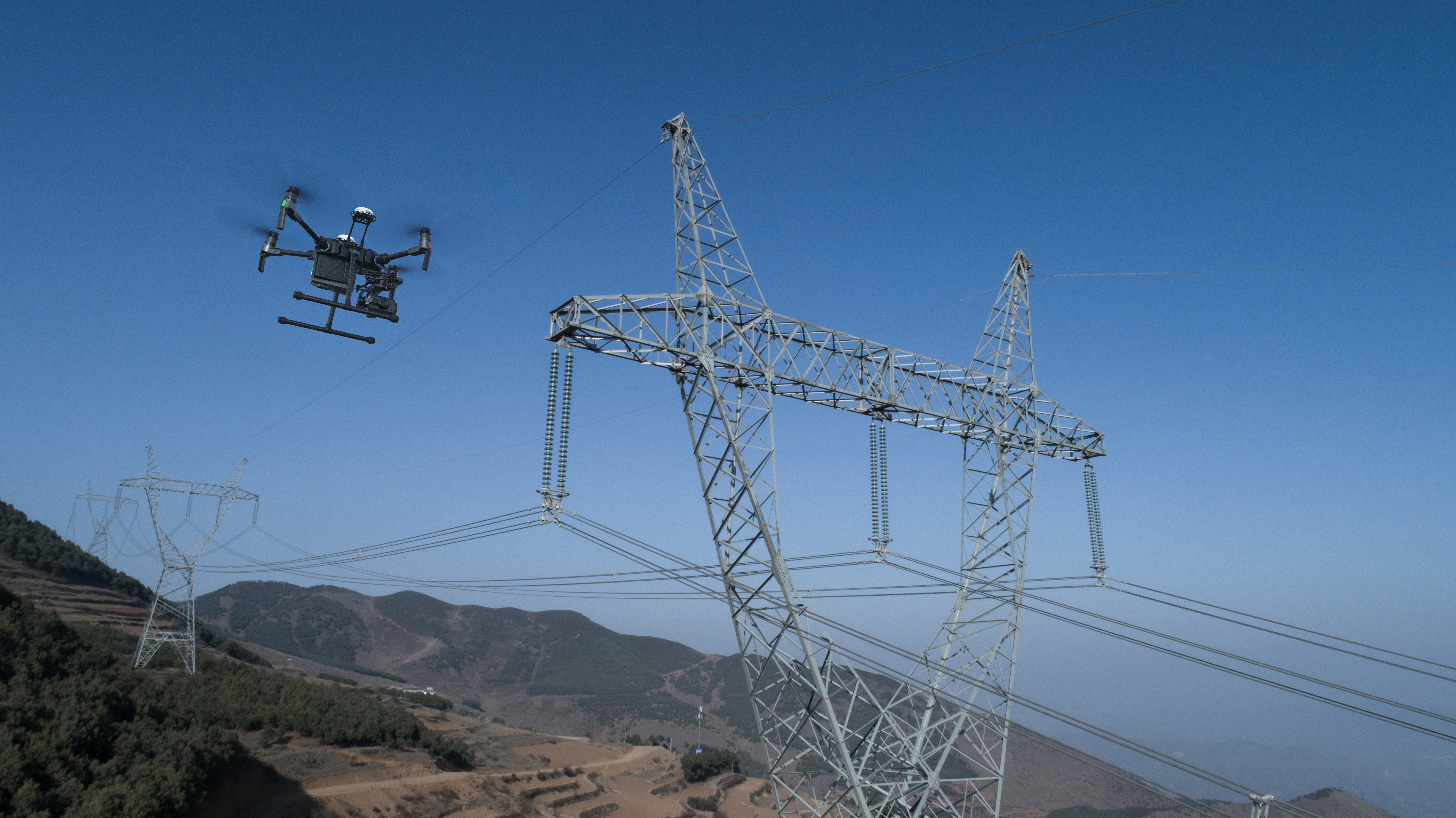 Power and utilities drone market to hit $515m by 2030