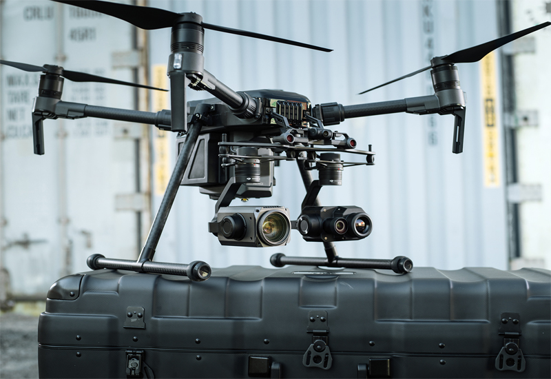 BREAKING NEWS: DJI improves hardware and software to enable 'next