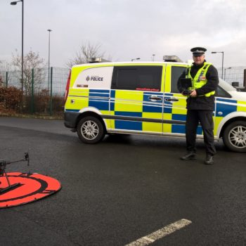 South Yorkshire Police Drone