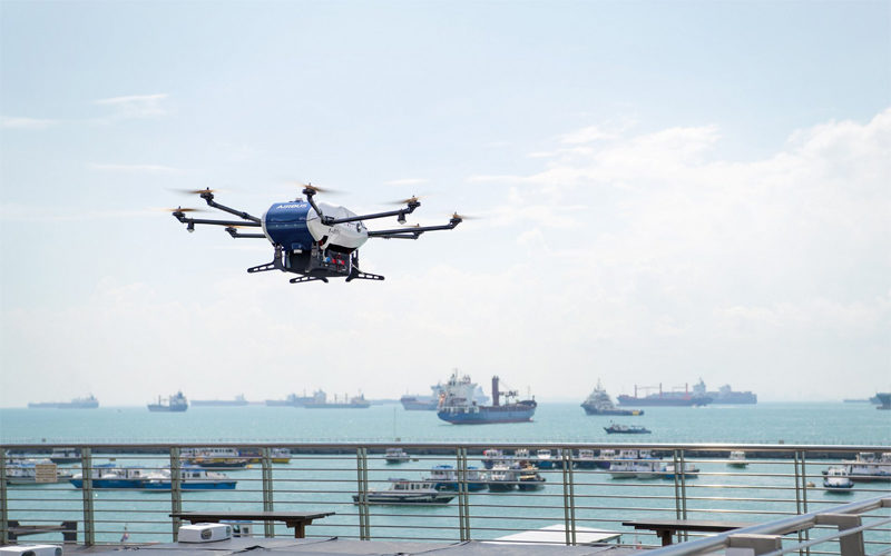 airbusdrone