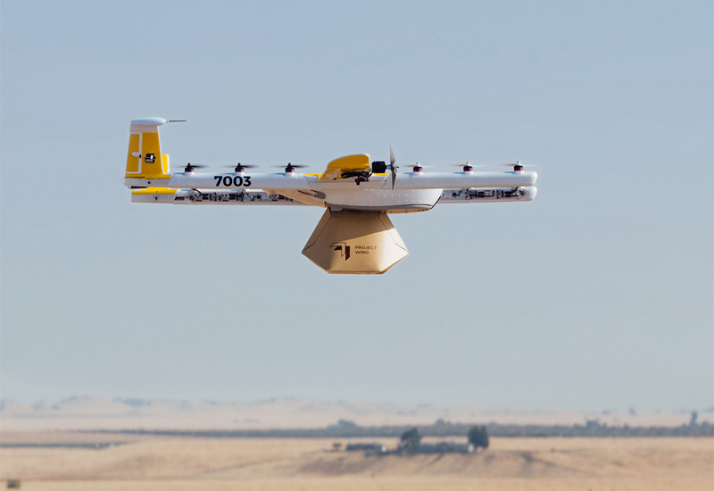FAA awards Wing Aviation with first air carrier certification for drone  delivery