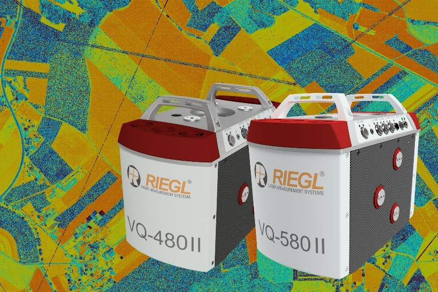 RIEGL expands survey-grade airborne scanners