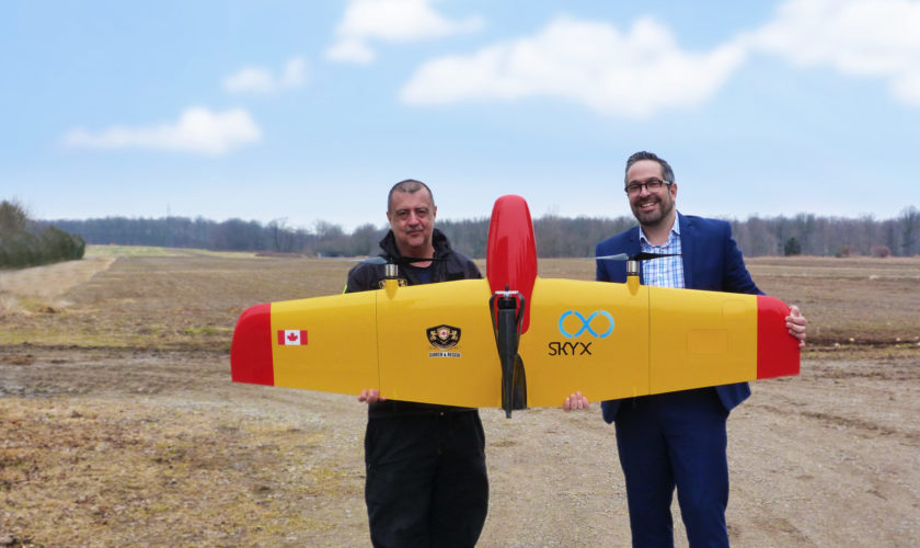 SkyX-Search – Rescue Missions Get Major Upgrade As SkyX Chosen B