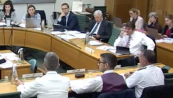 NATS Parliamentary inquiry