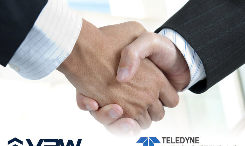 Vertical Partners West and Teledyne Partnership