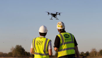 PCL Construction and 3DR