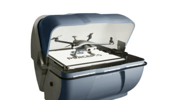 Percepto drone in a box – Small