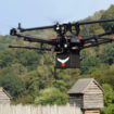 RedTail LiDAR Systems RTL-400 Drone