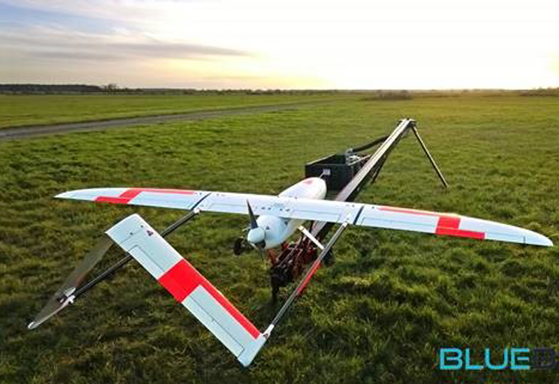 Blue Bear completes single-user drone swarm tests