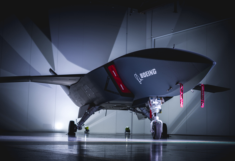 Boeing completes on largest UAS investment outside of the United States
