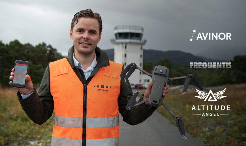 Altitude-Angel-Avinor-Frequentis-UTM-Roll-Out-Norway