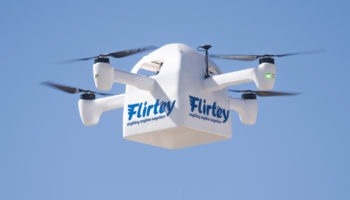Flirtey Eagle Drone Delivery