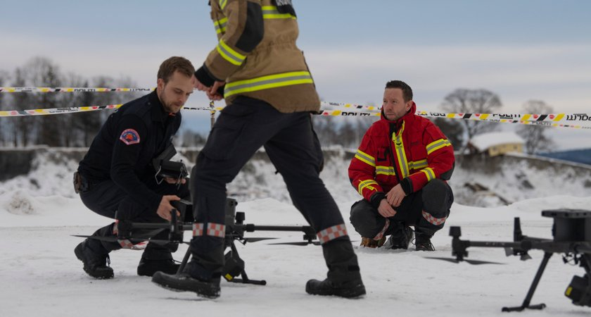 Norway Landslide Let Drones Search So You Can Rescue Photo 2